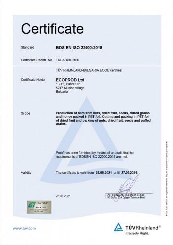 ISO 22 000 2018 EN